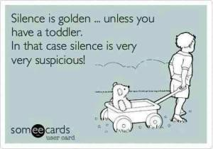silence-is-golden