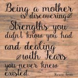 strengths fears mother