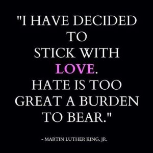 mlk love quote