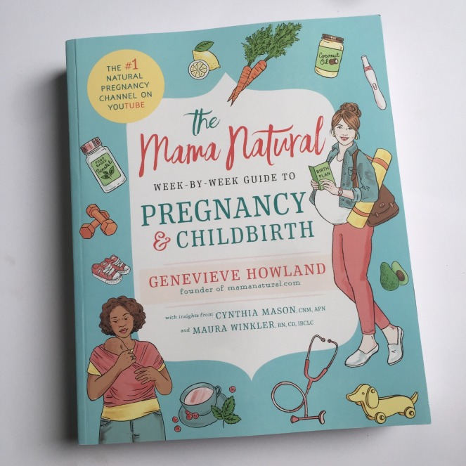 mama natural book cover